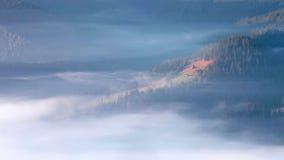 Fantastic mountain landscape Royalty Free Stock Photo