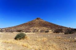 Fantastic Namibia desert landscape Stock Image