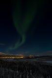 Fantastic northern light 3 Stock Image