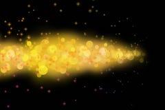 Fantastic powerful bubbles background design. Illustration royalty free stock photo