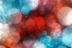 Fantastic powerful bubbles background design Royalty Free Stock Photo