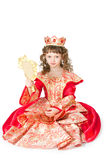 The fantastic princess Royalty Free Stock Images
