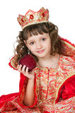 The fantastic princess Stock Images