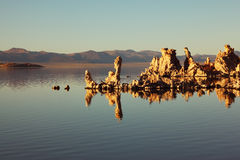 The fantastic reef-Tufa Stock Photo