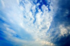 Fantastic Sky Stock Photography