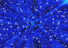 Fantastic stars space speed backgrounds. Fantastic stars space speed background Stock Photography