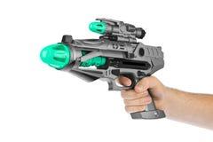 Fantastic toy gun Royalty Free Stock Photo