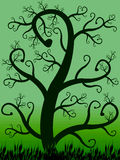 Fantastic tree 005 Stock Photography