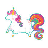 Fantastic unicorn Royalty Free Stock Photo
