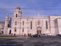 Fantastic view of Lisbon, Portugal, Jeronimush Stock Image