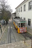 Fantastic view of Lisbon, Portugal Royalty Free Stock Images