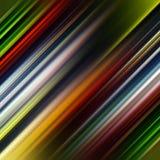 Fantastisch abstract streepontwerp als achtergrond Stock Afbeelding