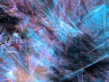 Fantastisch fractal ontwerp Royalty-vrije Stock Afbeelding