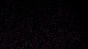 Fantastisch Spectaculair Vuurwerk op Zwarte Achtergrond stock footage