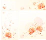 Fantastische Blumen Stockfoto
