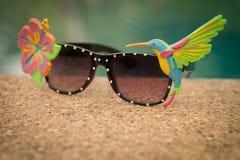 Fantastische Brille Stockbild