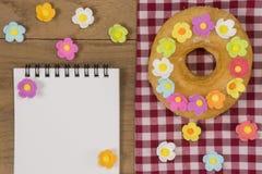 Fantastische Donuts Lizenzfreie Stockfotos