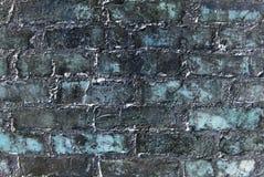 Fantastische grunge Wand. Stockfotografie