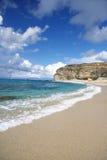 Fantastische Kalabrien-Küste in Italien lizenzfreie stockfotos