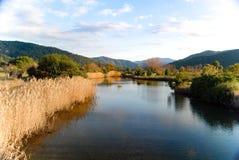 Fantastische Landschaft Lizenzfreies Stockbild