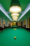 Fantastische Poolhalle Stockfotografie