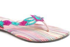 Fantastische Schuhe der Damen Lizenzfreies Stockbild