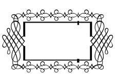 Fantastische Seiten-Grenze fünf vektor abbildung