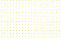 Fantastische Wetterabbildung Lizenzfreies Stockfoto