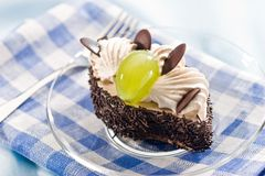 Fantastischer Kuchen lizenzfreie stockbilder