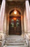 Fantastischer Tür-Eingang Stockfotografie