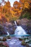 Fantastischer Wasserfall Lizenzfreie Stockfotografie