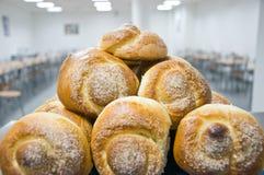 Fantastisches Brot mit Zucker Stockbilder