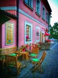 Fantastisches Café lizenzfreie stockfotos