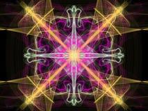 Fantastisches illusion-5 Lizenzfreies Stockbild