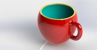 Fantastisk kopp Arkivfoton