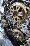 Fantastisk mekanism av enmotor Royaltyfria Bilder