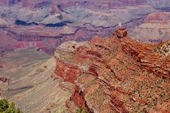 Fantastisk sikt, sikt av Grand Canyon arkivbild