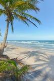 Fantastisk sikt av stränderna nära Itacare Royaltyfri Bild