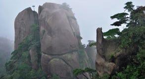 fantastisk sten Arkivfoto