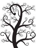 fantastisk tree 01 stock illustrationer
