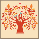 Fantastisk tree Arkivfoto