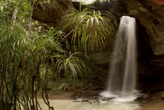 fantastisk vattenfall 5 Royaltyfria Foton