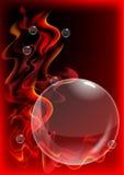 fantastisk vektor för abstrakt bakgrund Royaltyfria Foton