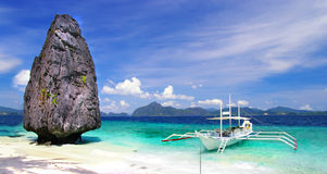 fantastiska phillipines Arkivbilder