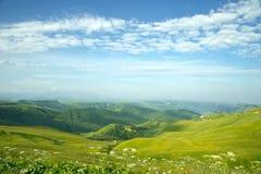 fantastyczna dolina Zdjęcie Royalty Free