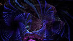 Fantastyczna spirala Obraz Stock