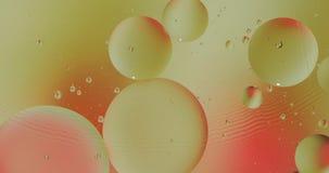 Fantastyczna struktura kolorowi b?ble Chaotyczny ruch abstrakcyjny t?o zbiory