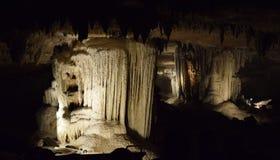 Fantastyczne Caverns kolumny Zdjęcia Royalty Free