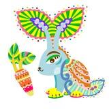 fantastyczny królik Zdjęcia Royalty Free