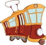 fantastyczny tramwaj Zdjęcia Stock